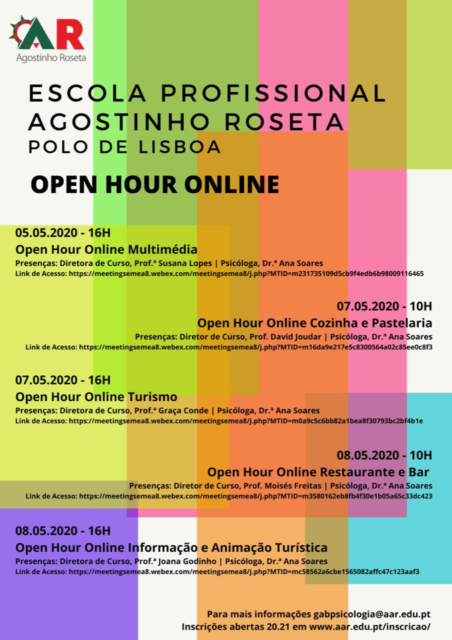 Open Hour Online