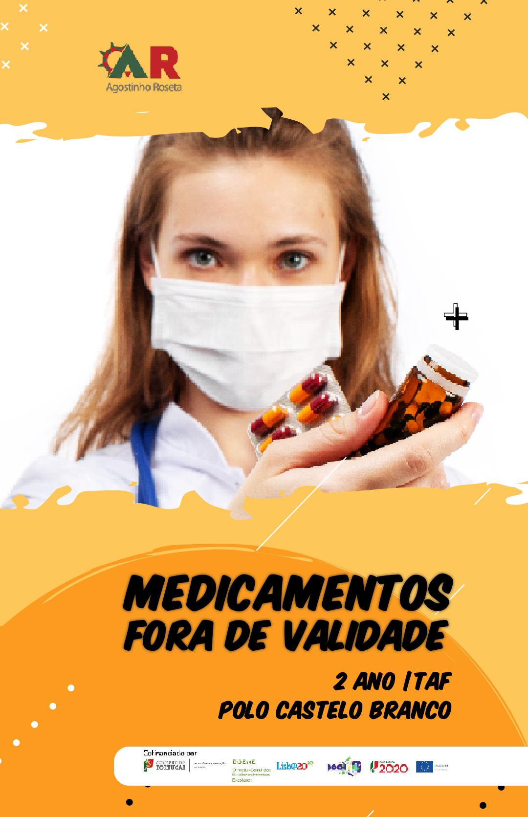 Medicamentos fora da Validade